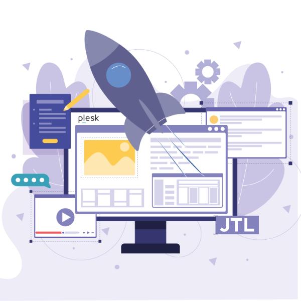 Webhosting Business+